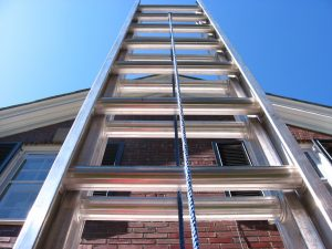 Why use a Ladder Safety Accessory – Ladder Safety Month USA 2017