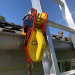 Lock Jaw Ladder Grip Height safety Device